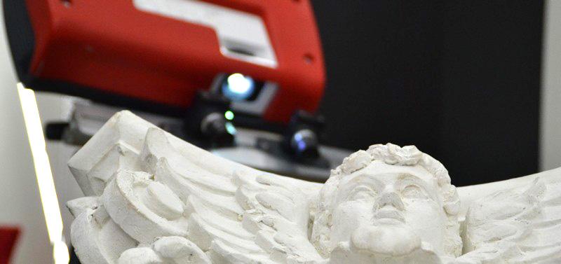 трехмерное сканирование, трехмерный сканер, 3D сканирование
